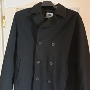 Old Navy Wool Pea Coat